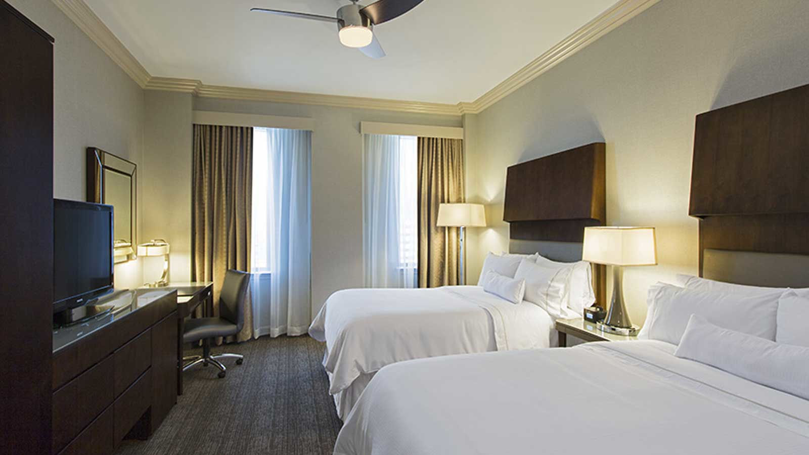 Traditional Double | The Westin Houston Downtown